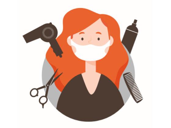 medidas de seguridad en peluquerías